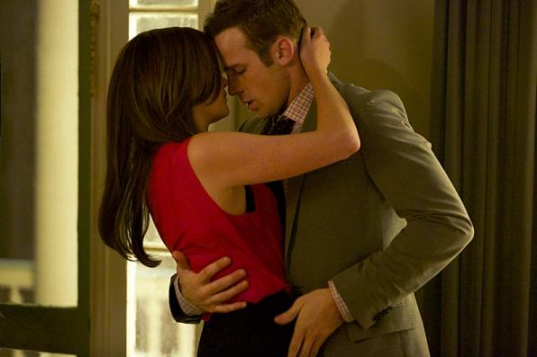 """Jamie and Roy in """"Civil Wars"""" - Season 1 Finale"""