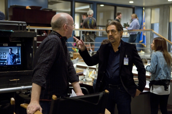 3. Joe Mantegna - Criminal Minds