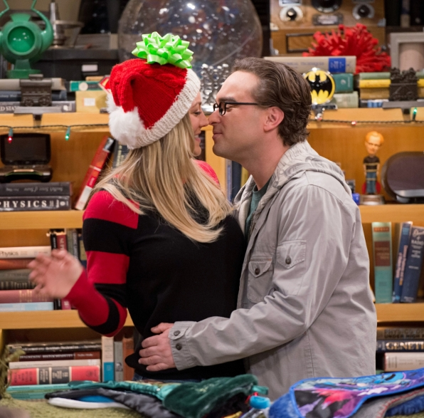 8. The Big Bang Theory