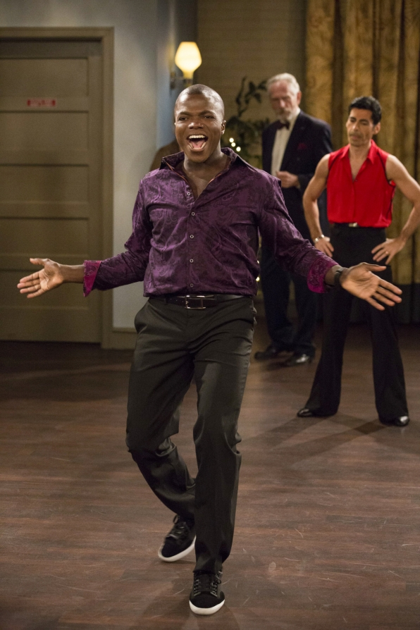 "Carl's got moves in ""Dips & Salsa"" Episode 11 of Season 4"