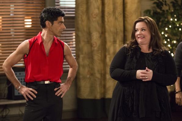 "Dance instructor in ""Dips & Salsa"" Episode 11 of Season 4"