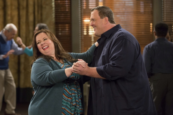 2. Molly Flynn from Mike & Molly
