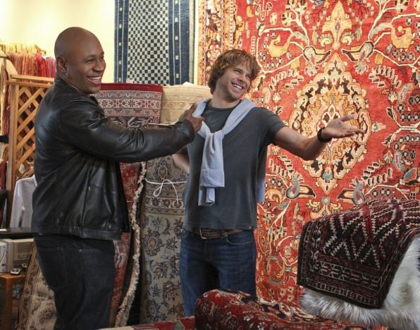 6. Marty Deeks - NCIS: Los Angeles