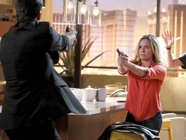 9. Julie Finlay - CSI: Crime Scene Investigation