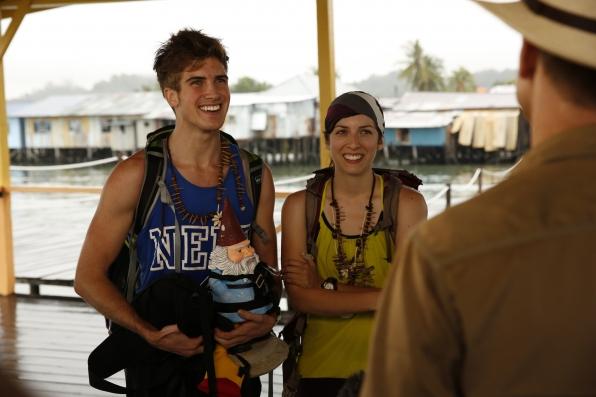 Joey and Meghan in Season 24 Episode 3