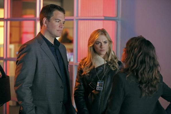 "Pleasant Acquaintance in ""Double Back"" Season 11 Episode 13"