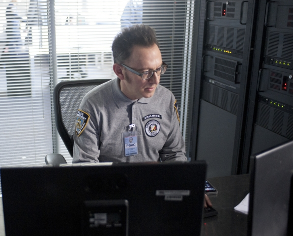 11. Harold Finch - Person Of Interest