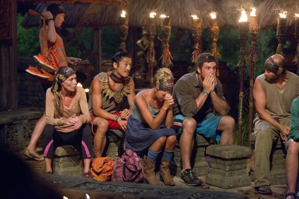 Sarah is voted out in Season 28 Episode 6