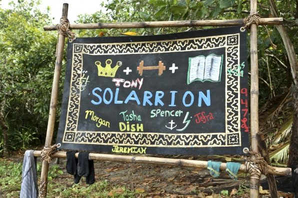Solarrion Tribe Flag in Season 28 Episode 7