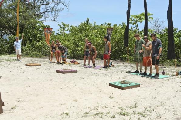 Three teams compete in Season 28 Episode 8