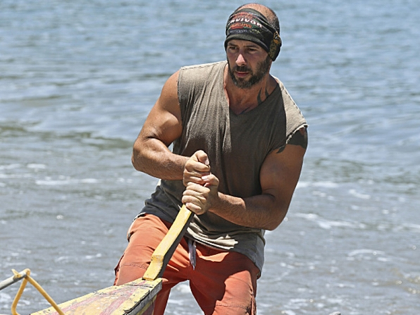 1. Tony Vlachos - Survivor