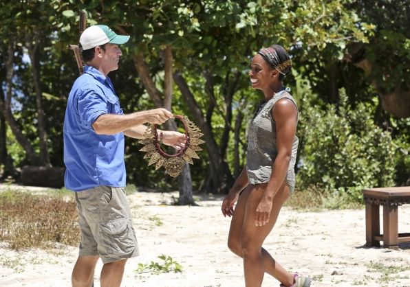 Tasha wins immunity in Season 28 Episode 8
