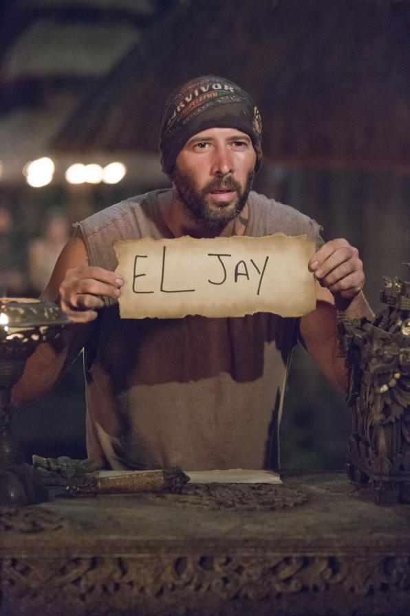 """It's LJ, not """"El Jay"""""""