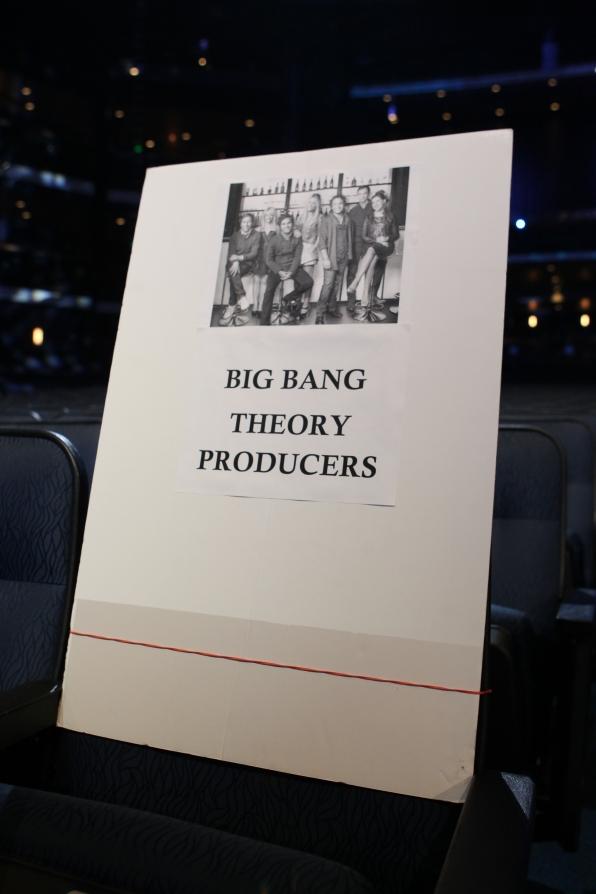 People's Choice Awards Seats