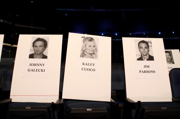 People's Choice Awards Seats