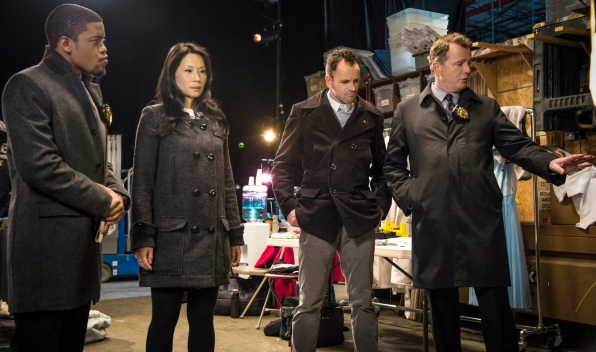 Detective Bell, Watson, Sherlock and Gregson