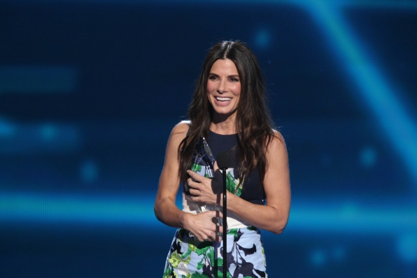 The 2014 People's Choice Awards Show - Sandra Bullock