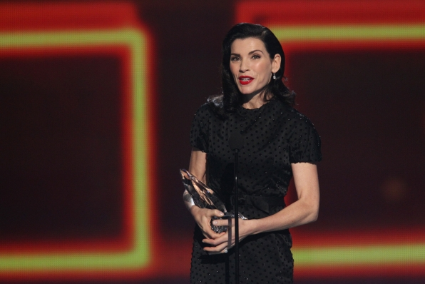 The 2014 People's Choice Awards Show - Julianna Margulies