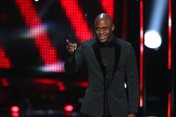 The 2014 People's Choice Awards Show - Wayne Brady