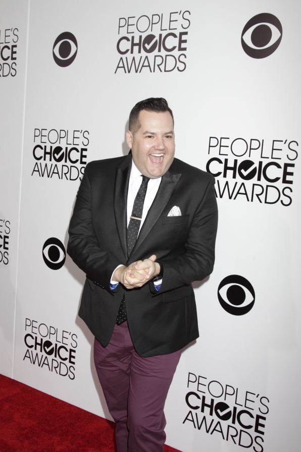 The People's Choice Awards Red Carpet - Ross Matthews