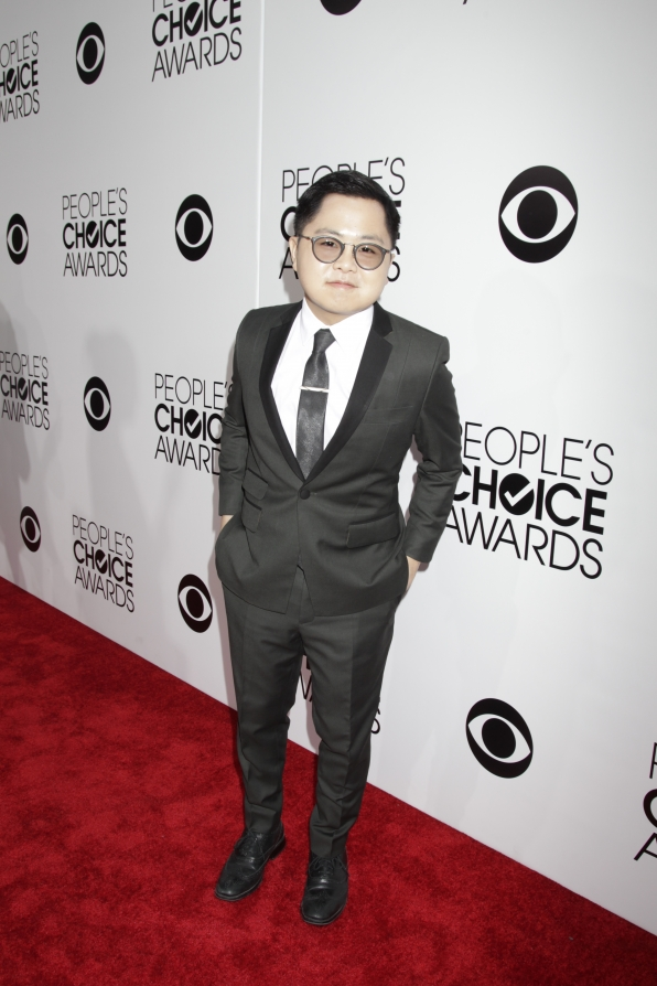 The 2014 People's Choice Awards Red Carpet - Matthew Moy
