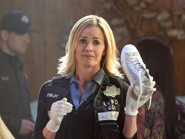 2. Julie Finlay - CSI: Crime Scene Investigation