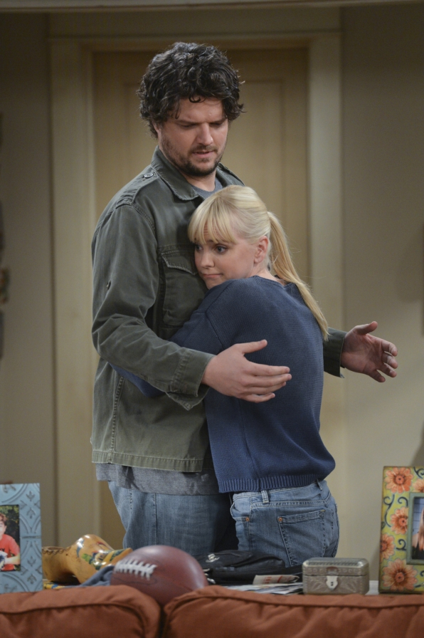 "In need of a hug in ""Fireballs and Bullet Holes"" Episode 15 of Season 1"