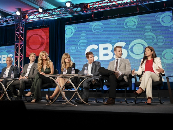 Friends with Better Lives Winter TCA Panel