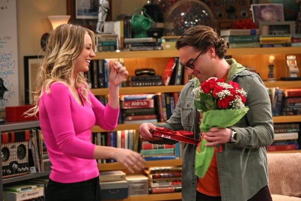 "Valentine's Day flower in ""The Locomotive Manipulation"" Episode 15 of Season 7"