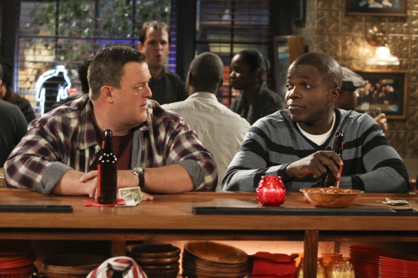 """Mike & Reno in """"Rich Man, Poor Girl"""" S4 E15"""
