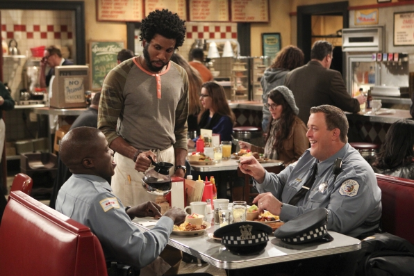 """At the diner in """"Rich Man, Poor Girl"""" 4 E15"""