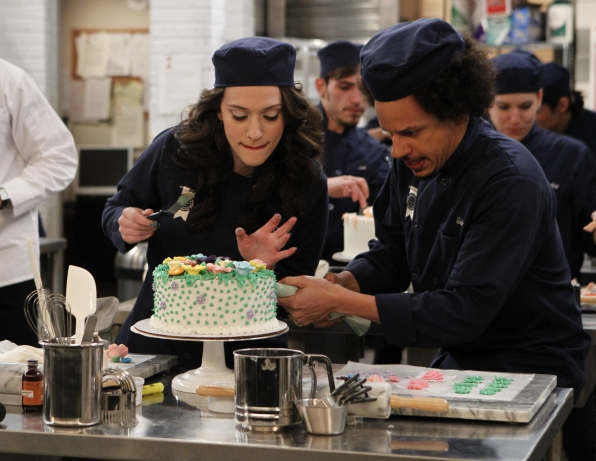 """Artist's at work in """"And The Icing On The Cake"""" Episode 15 of Season 3"""