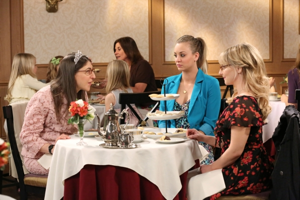 8. Amy, Penny and Bernadette - The Big Bang Theory