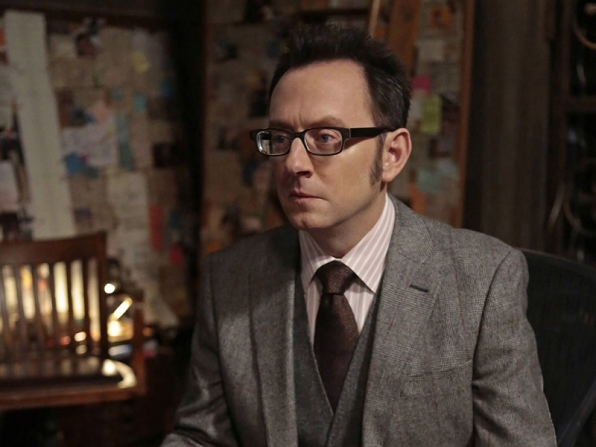 8. Harold Finch - Person Of Interest