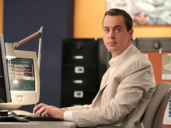 Sean Murray - Bethesda, Maryland - NCIS