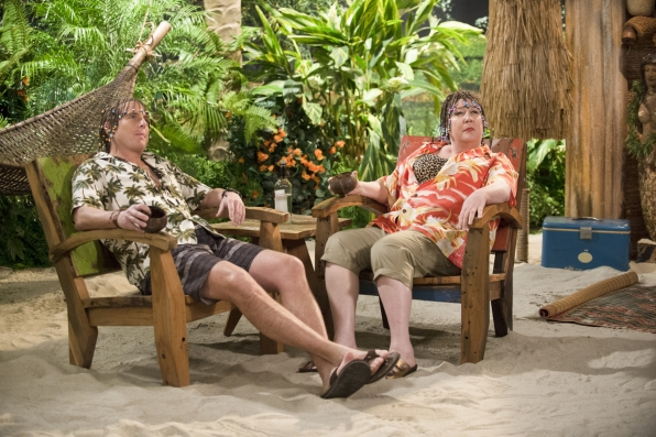 9. Nathan and Carol - The Millers