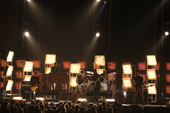 Keith Urban and Gary Clarke, Jr. Perform - GRAMMYs 2014 - CBS.com