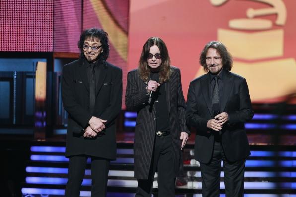 Black Sabbath - GRAMMYs 2014 - CBS.com