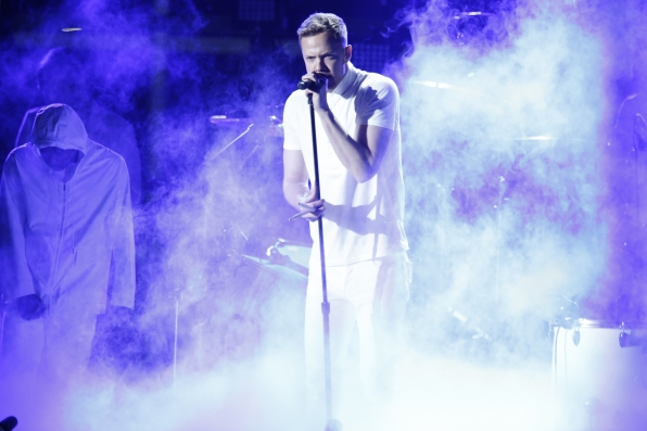 Imagine Dragons - GRAMMYs 2014 - CBS.com