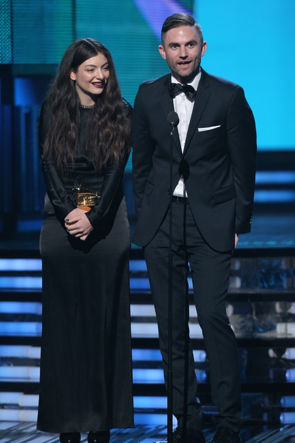 Lorde Wins - GRAMMYs 2014 - CBS.com
