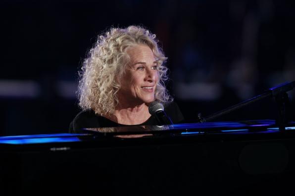 Carole King - GRAMMYs 2014 - CBS.com