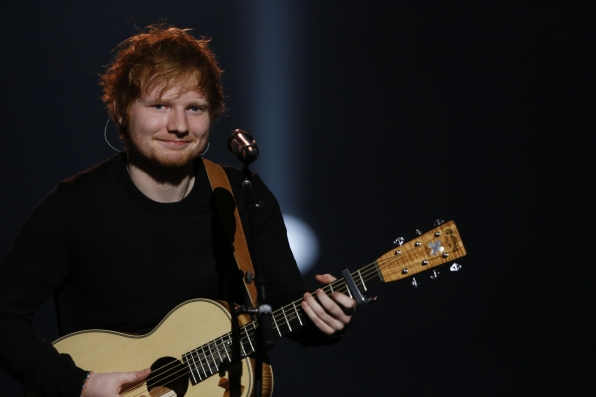"Ed Sheeran - ""In My Life"" - The Beatles: The Night That Changed America- A GRAMMY® Salute - CBS.com"