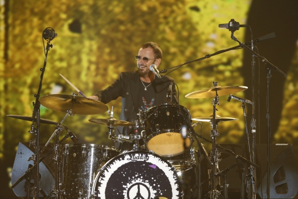 "Ringo Starr - ""Yellow Submarine"" -The Beatles: The Night That Changed America- A GRAMMY® Salute - CBS.com"