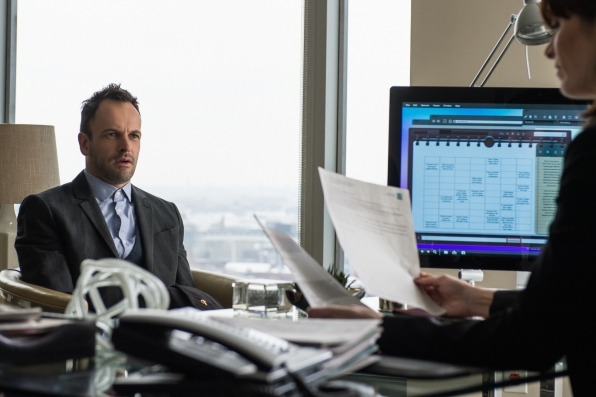 """Holmes investigates the murder of a cancer researcher in """"The Hound of the Cancer Cells"""" S2 E18"""
