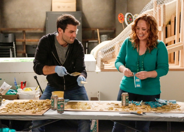 """Bake & Shake in """"March Madness"""" S1 E18"""