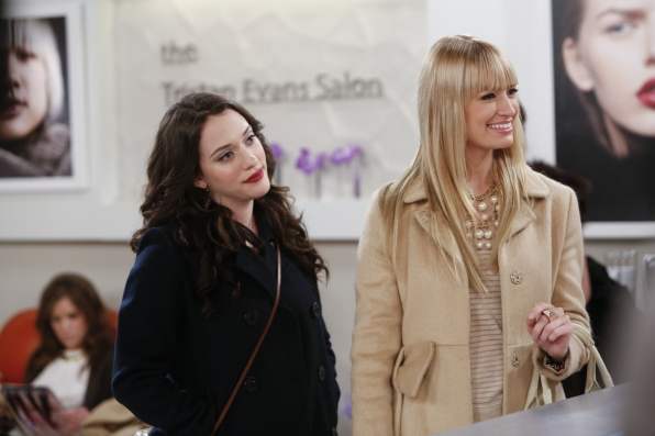 Fun Fact: Kat Dennings & Beth Behrs were both born in Pennsylvania!