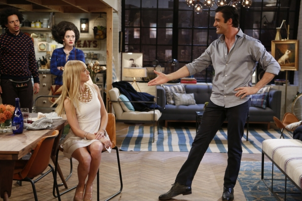 Season 3 Episode 17 Photos - 2 Broke Girls