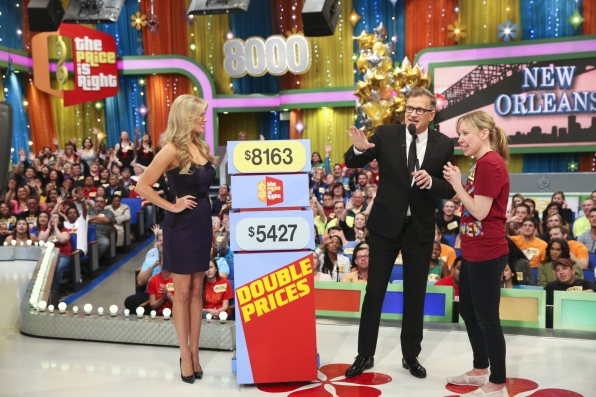 The Price Is Right 8000th Episode Celebration