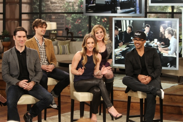 Criminal Minds Cast on The Talk