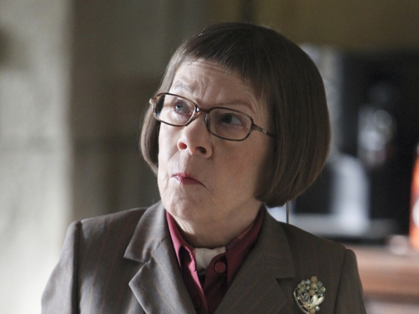 5. Hetty Lange - NCIS: Los Angeles